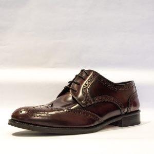 Pantofi Bordo 012