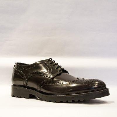 Pantofi Negri 502