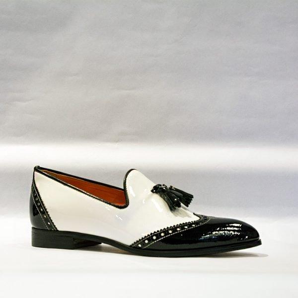 Balerini alb negru 00409