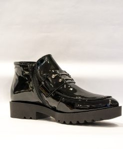 Pantofi Negri 61202