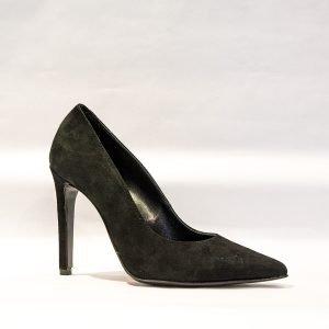 Pantofi Stiletto Negru 06183