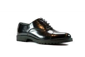Pantofi Negri 018ROC