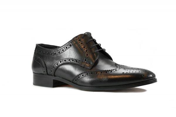 Pantofi Negri 9595