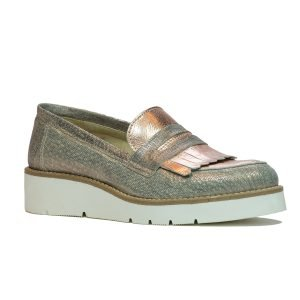 Pantofi Laminato Rosa 350