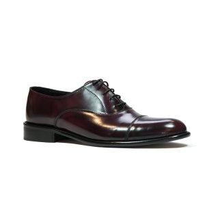 Pantofi Bordo 018