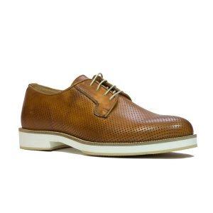 Pantofi Cognac 021