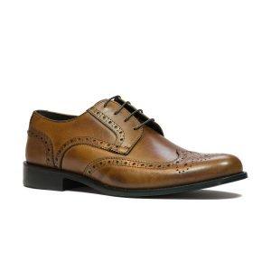 Pantofi Cognac 904