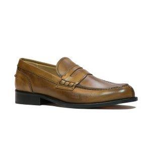 Pantofi Cognac COLP