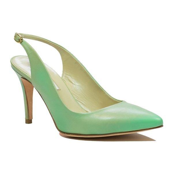Pantofi stileto vernil Elisabeta