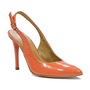 Pantof sanda portocaliu 17292