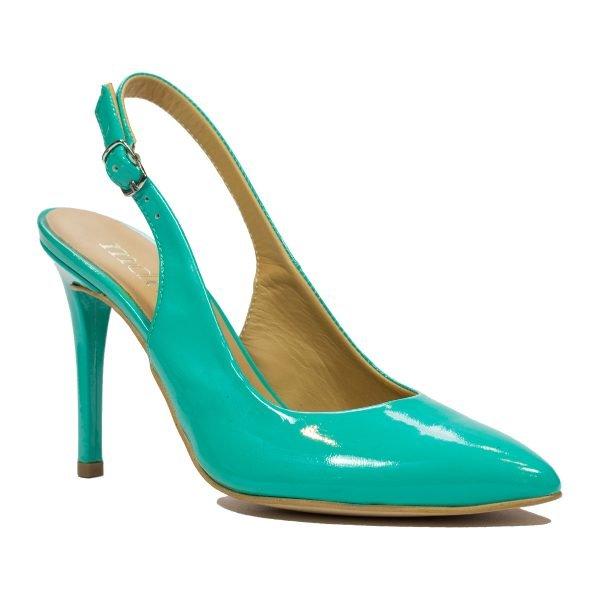 Pantof sanda turcoaz 17292