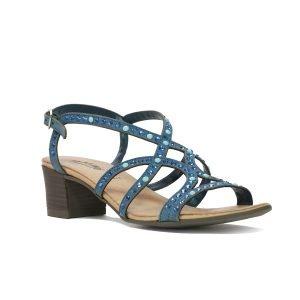 Sandale Blu 12418