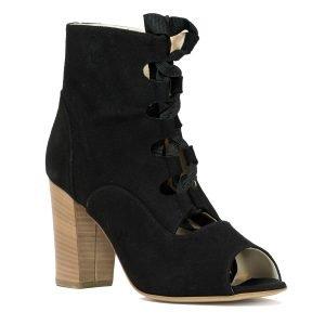 Sandale negre 1317