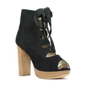 Sandale negre 2317