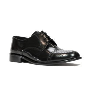 Pantofi negri 016