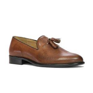 Pantofi brandy EL03L