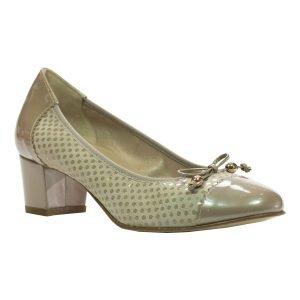 Pantof Confort Beige 1079