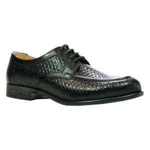 Pantofi Impletiti Negru 1001