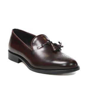 Pantofi Bordo Eleg 03