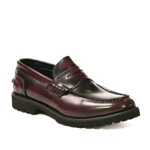 Pantofi Bordo 501