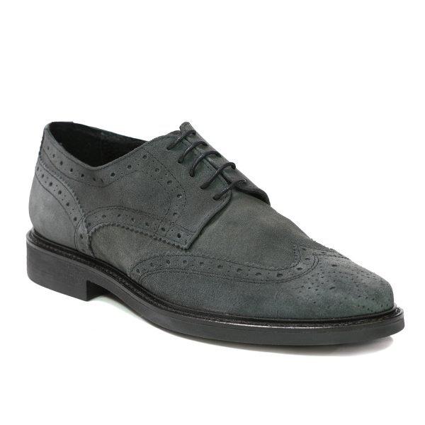 Pantofi Gri 502