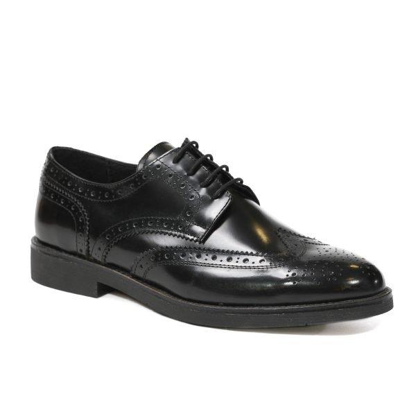 Pantofi Nero 012MEM
