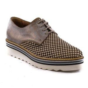Pantofi Beige 52665