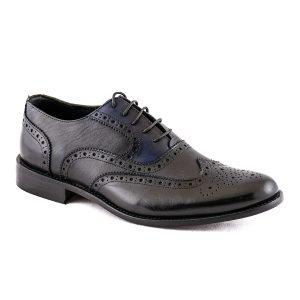 Pantofi Nero-Blu 902