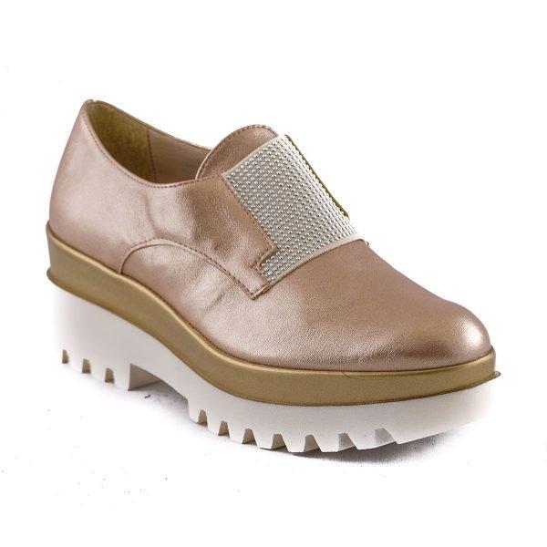 Pantofi Cipria 4521
