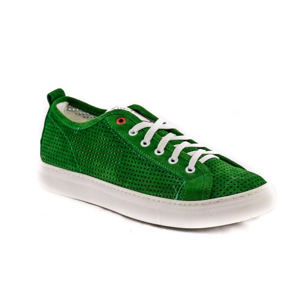 Pantofi Sport Verde 7101