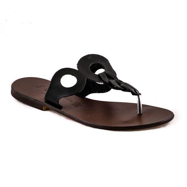 Papuc Nero 01