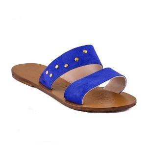 Papuc Blu 04