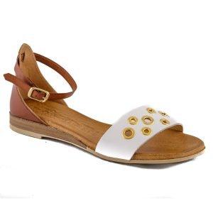 Sandale Bianco 9207