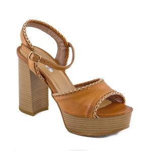 Sandale Beige 52901