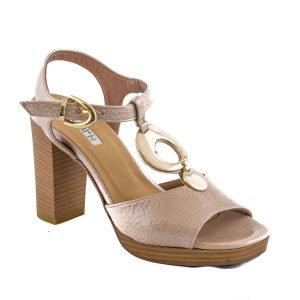 Sandale Beige 52909