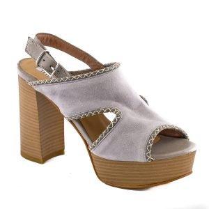 Sandale Grigio 52902