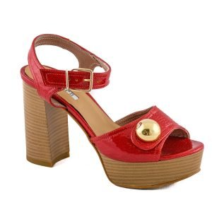 Sandale Rosso 52865