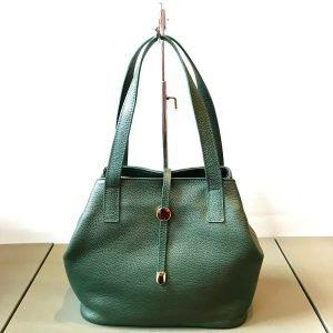 Geanta Verde 9923