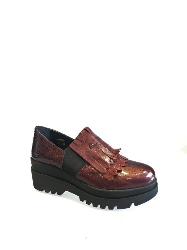Pantofi Bordo 2002