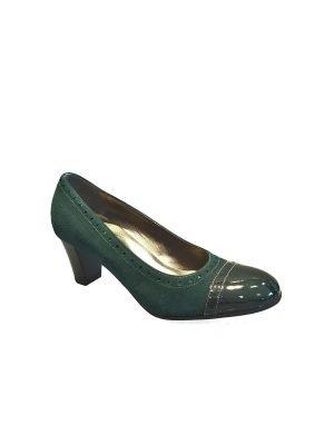 Pantofi Verde 1430