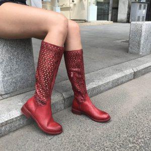 Cizme Rosso K41