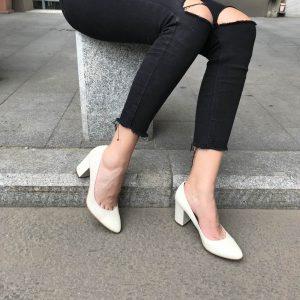 Pantofi Beige 851