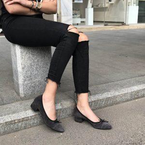 Pantofi Grigio 802