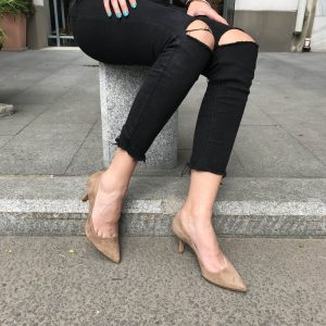 Pantofi Nude 046