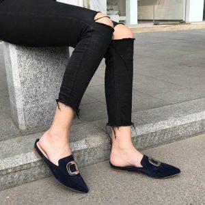 Papuci Blu 33/13